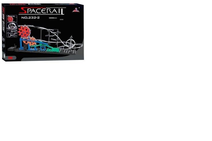 Динамический конструктор Космические горки, новая серия, уровень 2 SpaceRail 232-2