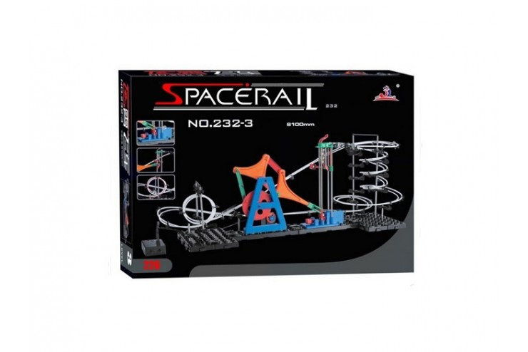 Динамический конструктор Космические горки, новая серия, уровень 3 SpaceRail 232-3