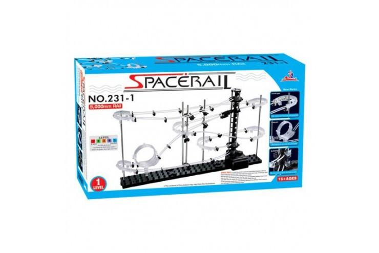 Динамический конструктор Космические горки уровень 1 SpaceRail 231-1