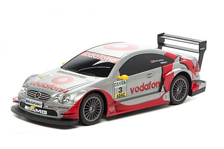 Машина AMG-Mercedes CLK, 1:10 Auldey LC227610-8
