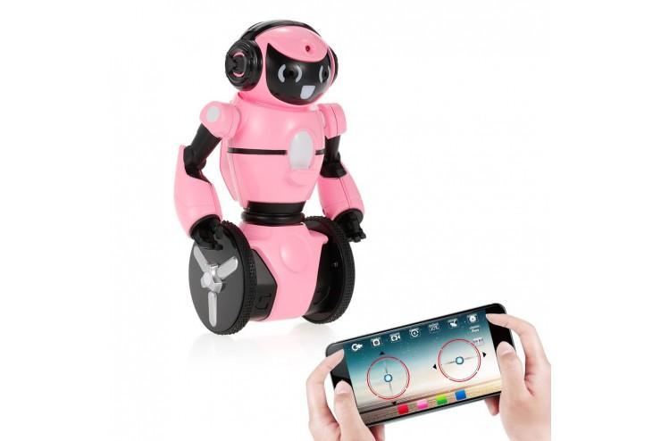 Робот WLToys c WiFi FPV камерой, управление через APP WLT-F4