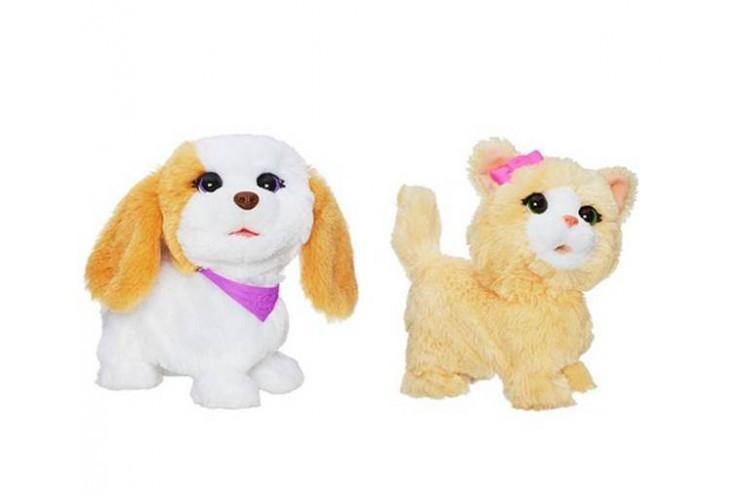 Зверята озорные кошка и собака (комплект) FURREAL FRIENDS A5717E24
