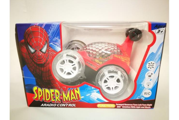 Радиоуправляемая машина-перевертыш (Человек-паук) RENDA RD609