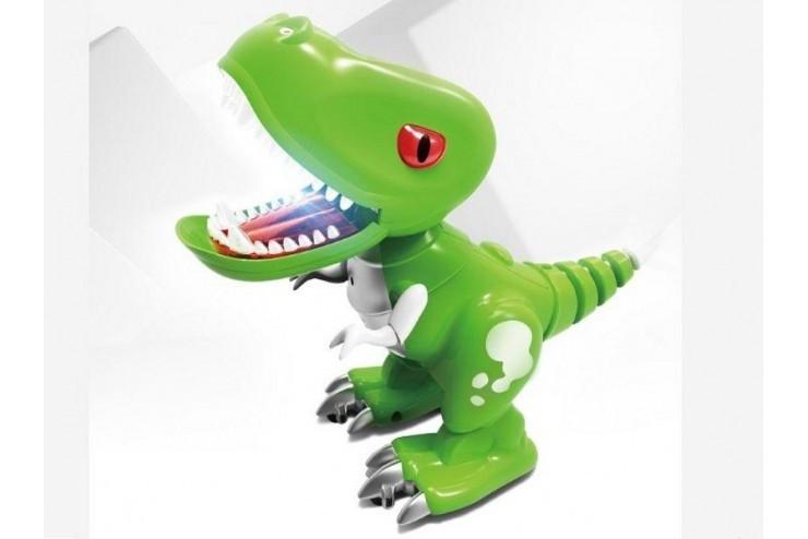 Радиоуправляемый динозаврик - звук, свет Fei Lun FK602A