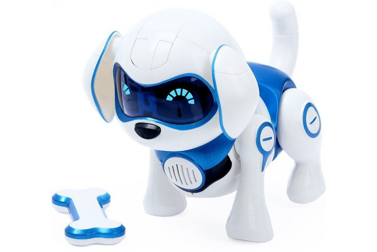 Интерактивная собака робот Chappi знает 20 фраз Happy Cow csl-961