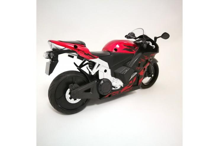 Радиоуправляемый мотоцикл с гироскопом Yongxiang Toys 8897-200