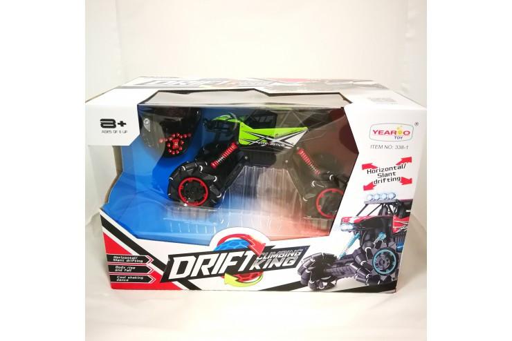 Радиоуправляемый краулер Drift Climbing King 1:12 2.4G Yearoo Toy 338-1