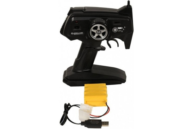 Радиоуправляемый краулер-амфибия MZ 6WD масштаб 1:8 - ORANGE Meizhi MZ-YY2001-ORANGE