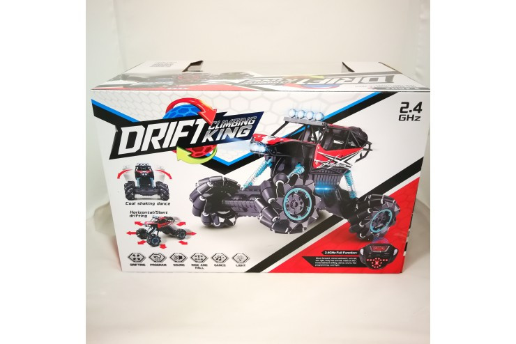 Радиоуправляемый краулер Drift Climbing King 1:12 2.4G Yearoo Toy YT338-1