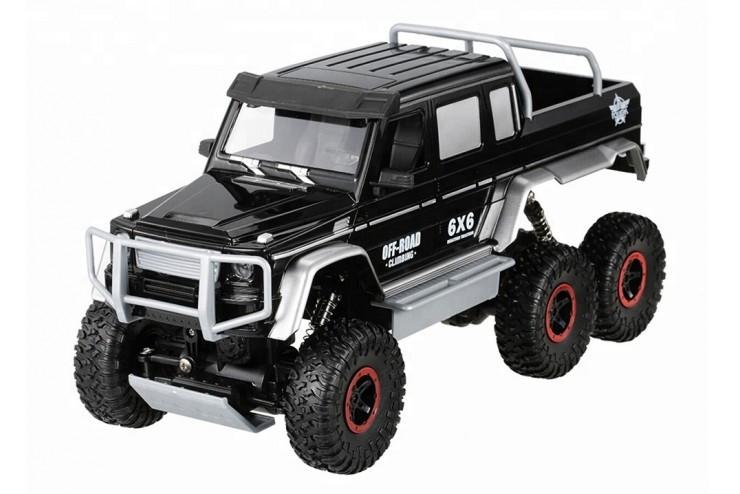 Радиоуправляемый краулер 6WD 1:10 2.4G JD Toys 699-119