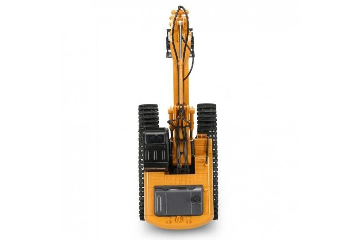 Радиоуправляемый экскаватор HUI NA TOYS масштаб 1:14 2.4G HUI NA TOYS HN1570