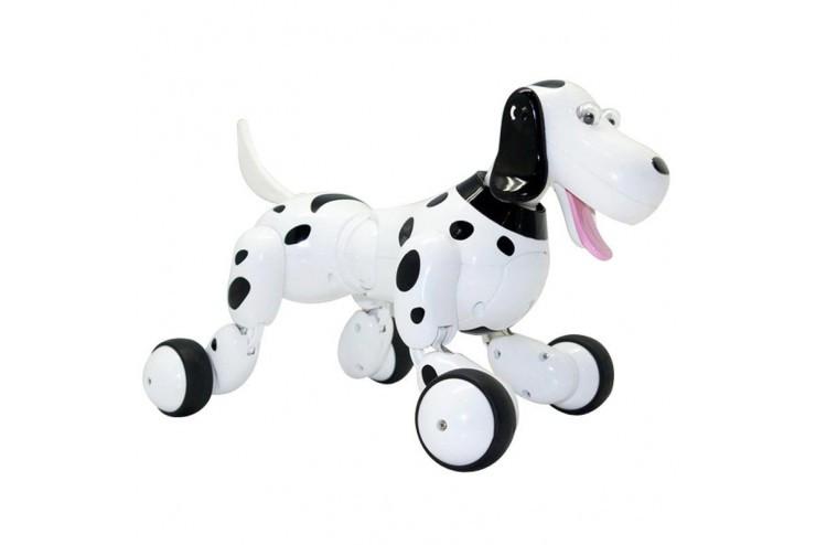 Радиоуправляемая робот-собака Smart Dog Happy Cow 777-338-Bl