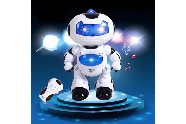 Радиоуправляемый танцующий робот SameWin LZ333/99333