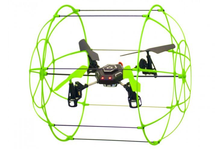 Радиоуправляемый квадрокоптер SkyWalker Aerocraft UFO 4CH 2.4G Sky Walker HM1306