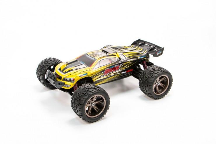 Радиоуправляемый трагги XLH Monster Truggy 2WD RTR масштаб 1:12 2.4G - 9116