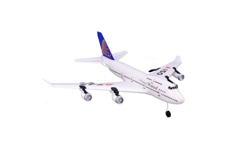 Радиоуправляемый самолет WL toys RTF 2.4G WL Toys A150