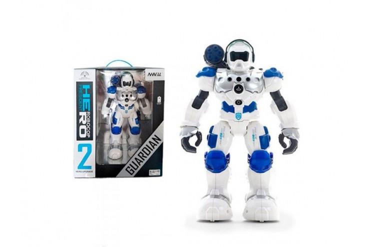Радиоуправляемый полицейский робот Create Toys R8088