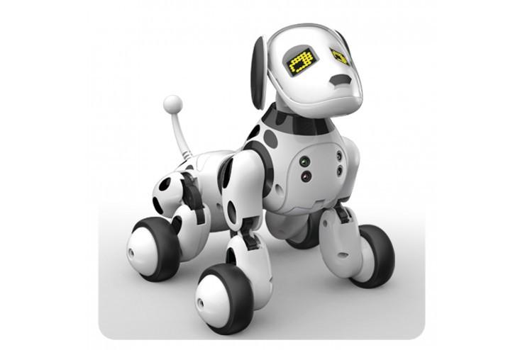 Радиоуправляемая интерактивная собачка Robot Dog CS Toys 9007A