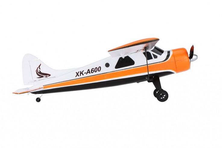 Радиоуправляемый самолет XK Innovation A600 (DHC-2 Beaver) 3D RTF с автопилотом XK Innovation XK-A600