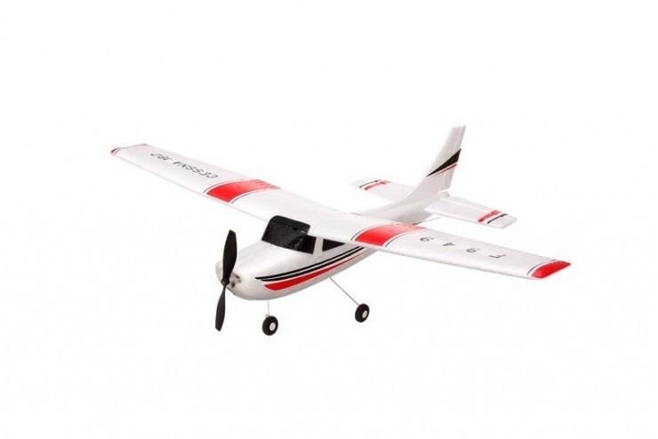 Радиоуправляемый самолет Cessna 182 2.4G WL Toys F949S