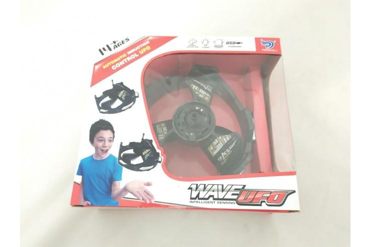 Радиоуправляемая летающая тарелка UFO Toys P136-1