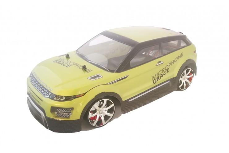 Радиоуправляемый автомобиль для дрифта 4WD 1:10 NQD 757-4WD01-Green