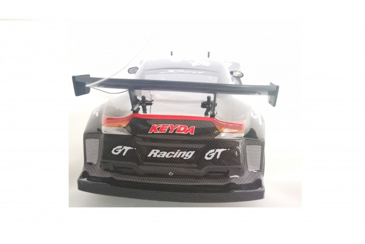 Радиоуправляемый автомобиль для дрифта 4WD 1:10 NQD 757-4WD01-Black