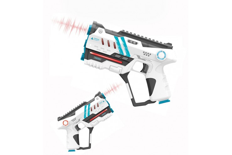 Набор для лазертага Call of Life Star-Team (2 бластера + 2 жилета) Wineya W7008DV/W