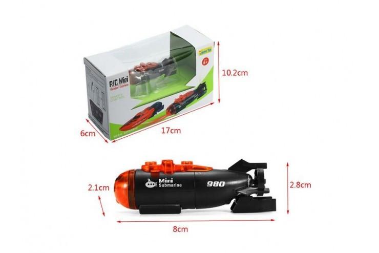 Радиоуправляемая подводная лодка мини Happy Cow 980