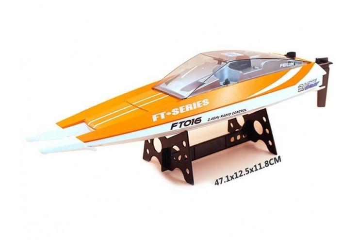 Радиоуправляемый катер Feilun Racing Boat RTR 2.4G Fei Lun FT016-O
