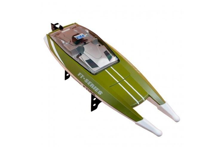 Радиоуправляемый катер Feilun Racing Boat RTR 2.4G Fei Lun FT016 Fei Lun FT016-G