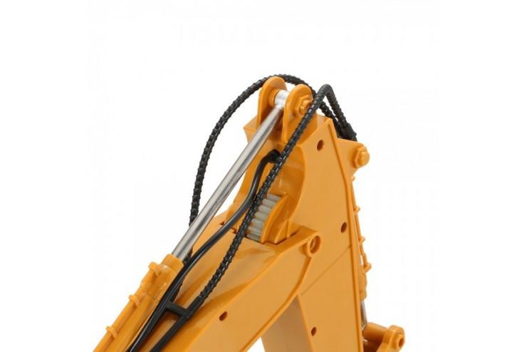 Радиоуправляемый экскаватор-отбойник масштаб 1:14 2.4G HUI NA TOYS HN1560