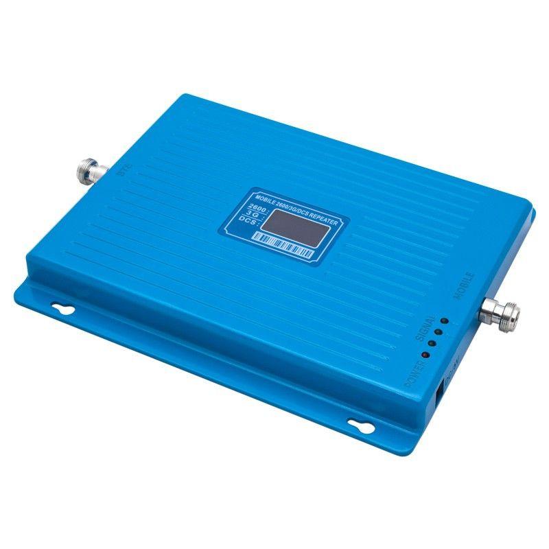 Трехдиапазонный усилитель сотовой связи Repeater DCS/3G/4G Комплект