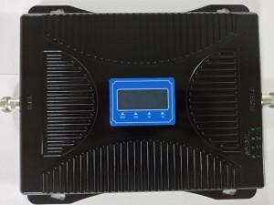 Четырехдиапазонный усилитель сотовой связи GSM/DCS/3G/4G Комплект
