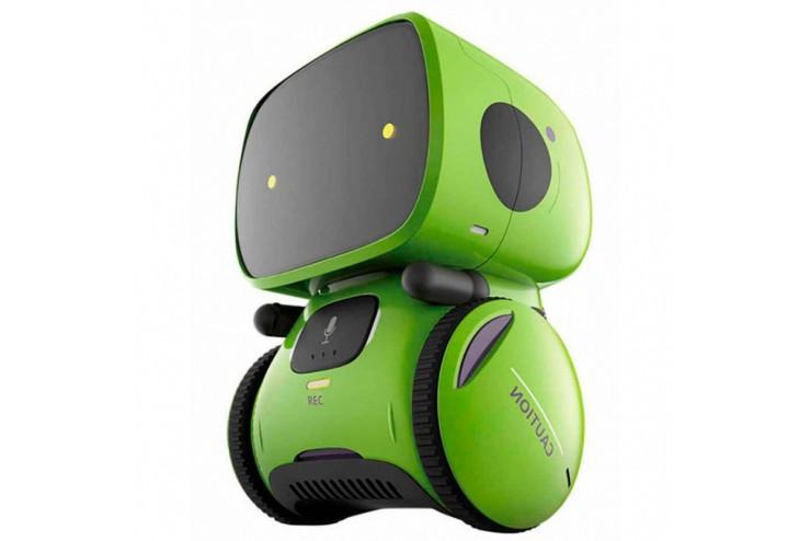 Интеллектуальный интерактивный робот WL Toys AT001-GREEN