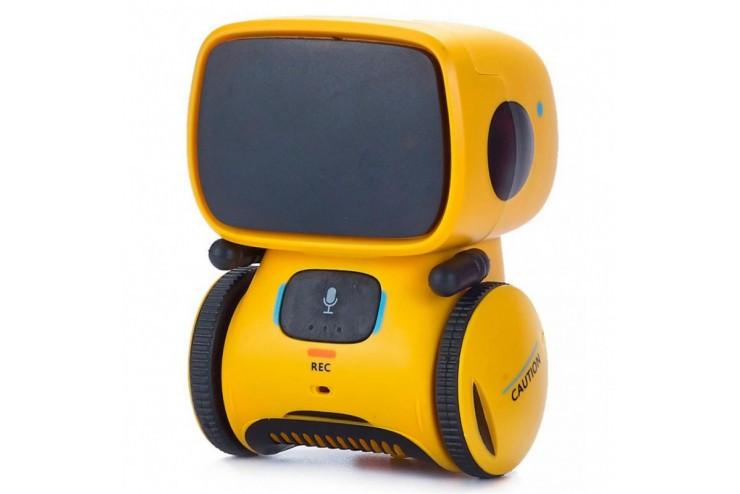 Интеллектуальный интерактивный робот WL Toys AT001-YELLOW