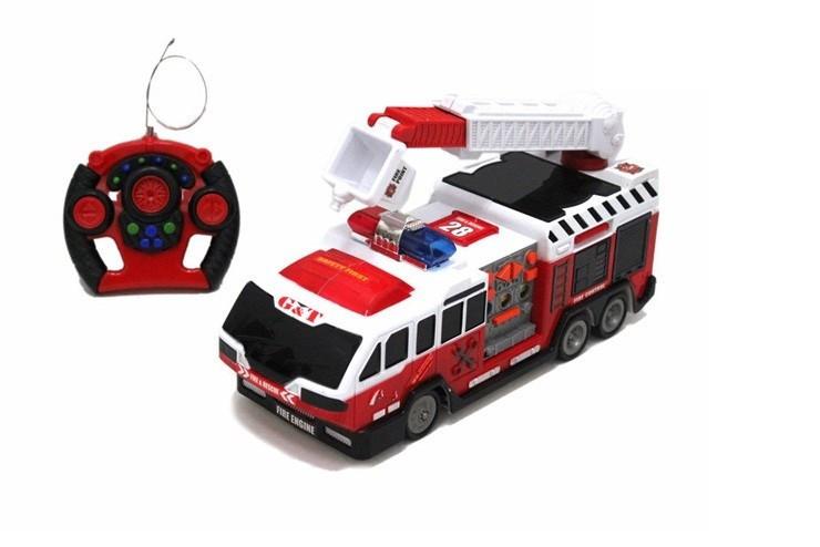Радиоуправляемая пожарная машина Shuye SD-026C