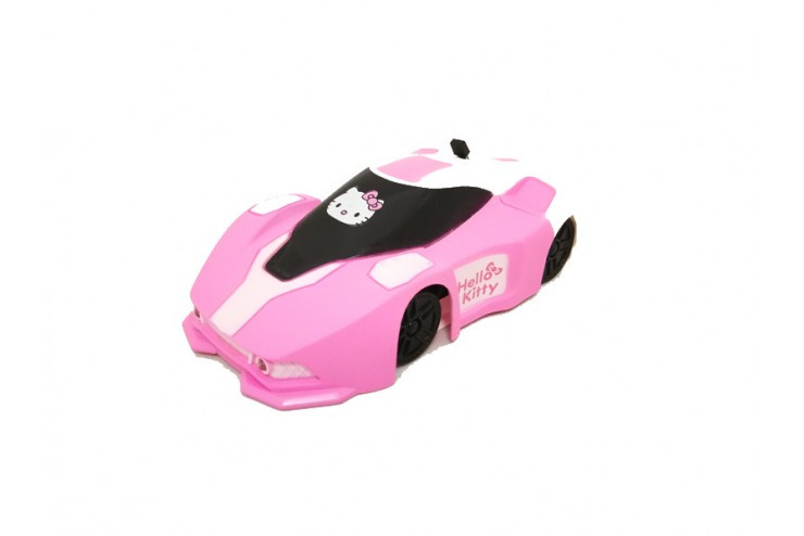 Машинка ездящая по стенам (Hello Kitty) Feiyue MX-09