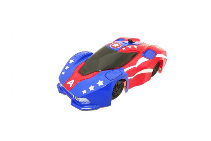 Машинка ездящая по стенам (Капитан Америка) Feiyue MX-03