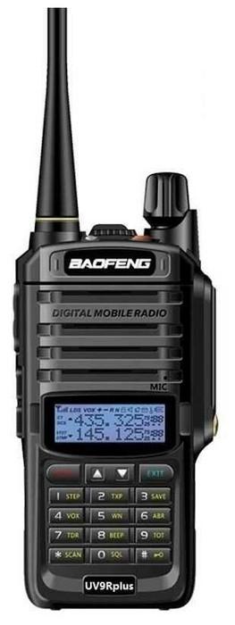 Рация Baofeng UV-9R Plus