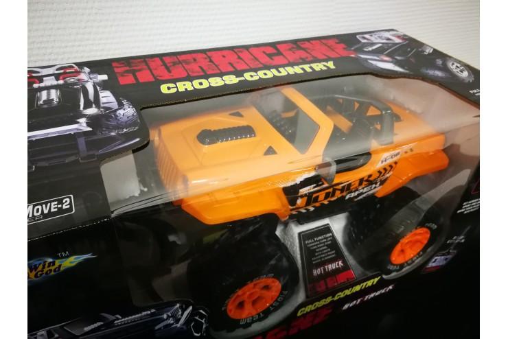 Радиоуправляемый внедорожник Winyea Jeep Wrangler Hurricane 2WD масштаб 1:12 Wineya - w3808-orange