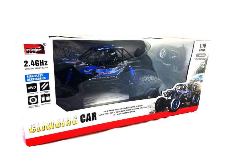 Радиоуправляемый краулер MZ Climbing Car 1:10 Meizhi MZ-2837-Blue