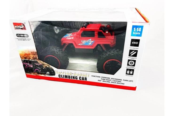 Радиоуправляемый краулер MZ Tipping-Bucket 4WD 1:14 2.4G Meizhi MZ-2836