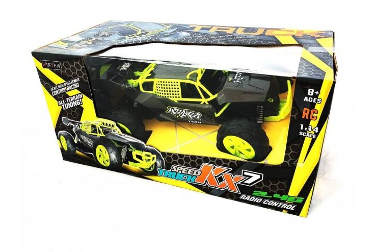 Радиоуправляемая багги Wineya Speed Truck KX7 1:14 2.4G Wineya W3679