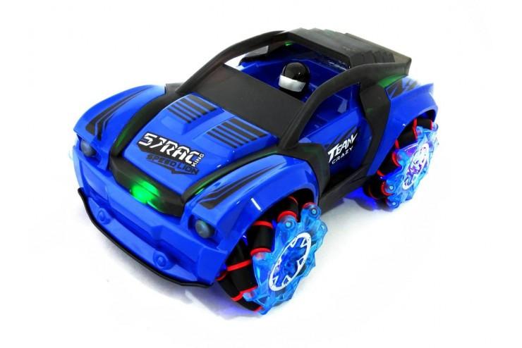 Радиоуправляемая машина ZeGan Сrazy Drift 1:16, синий ZEGAN ZG-C1432-Blue